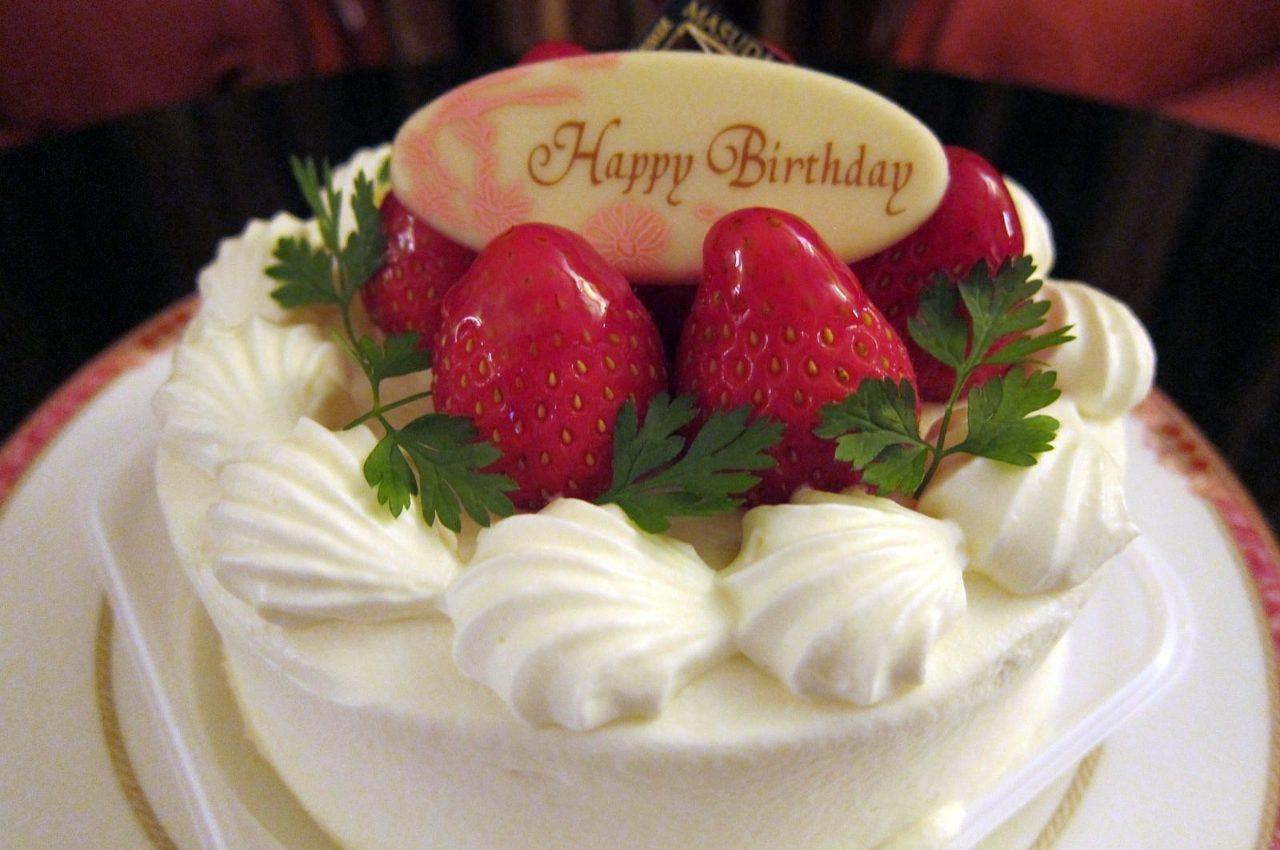 大切な人やお子様のお誕生日などもお祝いいただけます♪