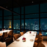 東京タワー側 個室(16名様まで)