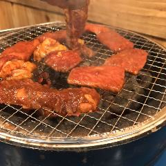 ドラム缶焼肉 東南韓
