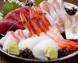 魚料理には絶対の自信あり! 創作料理も自慢の品ばかりです。