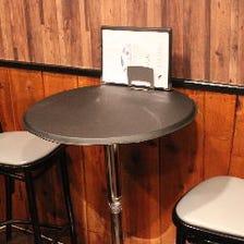 1組限定のテーブル席ご用意♪