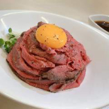 オーストラリア産WAGYU使用!ローストビーフ丼