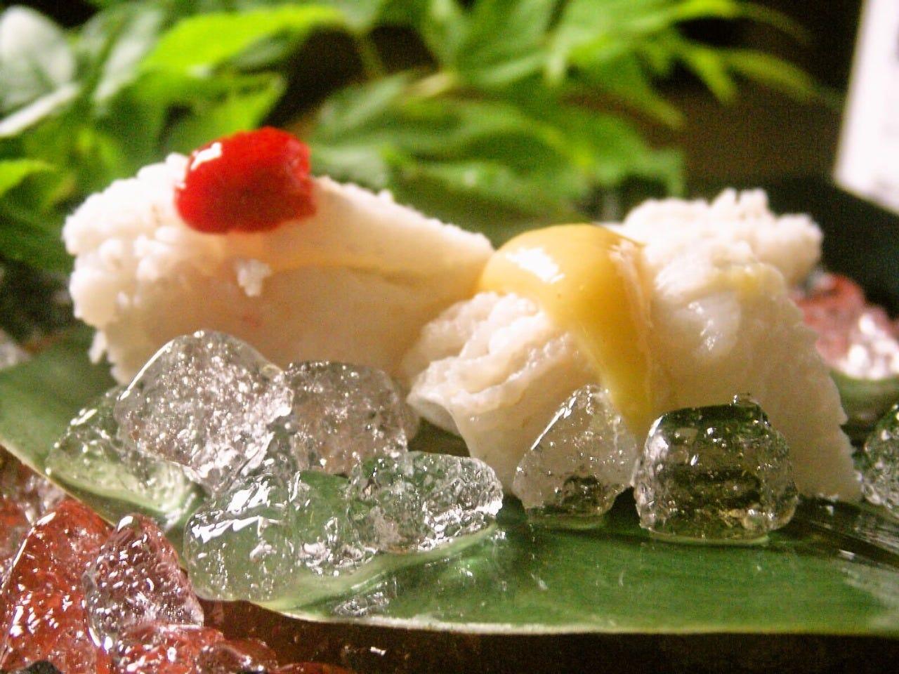 【旬のお刺身鮮魚!!】