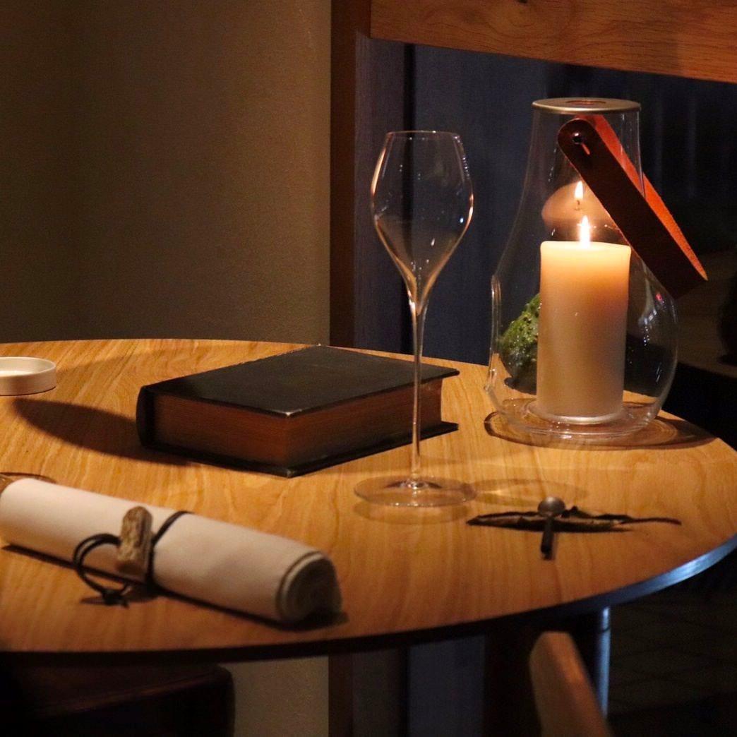 お料理とワインのマリアージュ