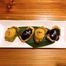 京料理といえば田楽