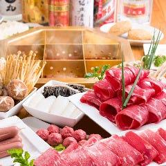 眞巴石-シンバセイ- 薬膳火鍋 しゃぶしゃぶ 上野店