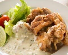 タルタルチキン  Fried chicken tartar souse