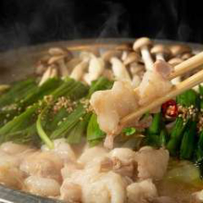 牛もつ鍋(醤油/豆乳味噌/和風明太)