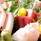 鮮魚にも拘る「市場直送の海鮮」【東京都】