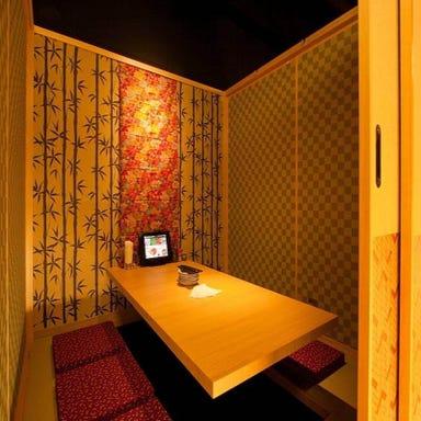 個室と海鮮創作料理 石狩漁場 阪急梅田HEPナビオ店 コースの画像