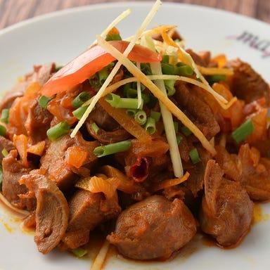 インド・チベット料理 MAYA 五反田 コースの画像