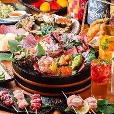 長崎 五島からのハーブ鯖もご堪能!