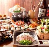 ご宴会コースは1,500円(税抜)~ございます♪