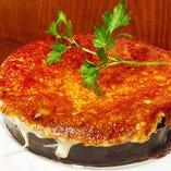 チーズとジャガイモのイタリアンオムレツ