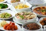 錦江宴 きんこうえん 3000円コース    四川料理を堪能するフルコース!