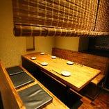 テーブル席完全個室(7~13名様)