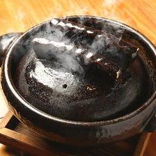 鯛めしは土鍋で