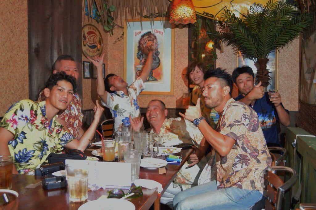 カンパーイ♪宴会パーティ 盛上るならハワイアンダイニング