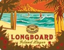 ハワイ島コナの地ビール