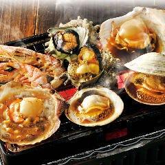 濱焼北海道魚萬 平岸駅前店