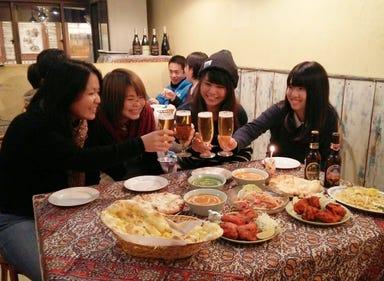 Asian Dining MOMO CAVE TOKYO  こだわりの画像