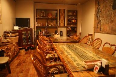 カラバッシュ  店内の画像