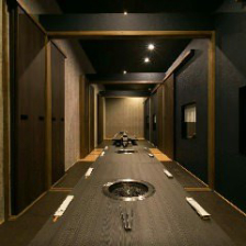 多目的なシーンで使える完全個室!
