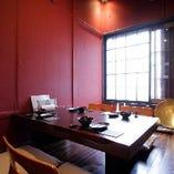 【完全個室/座敷】《2~4名様》プライベートな空間で高級感あふれるお食事を
