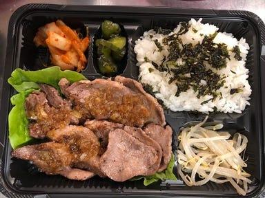 焼肉食べ放題 BEEFY'S(ビーフィーズ) 仙台バイパス中田店 メニューの画像
