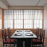 接待や会食におすすめの完全個室
