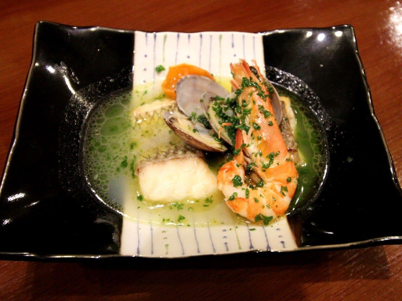 お箸で食べれる【よくばり和洋コース】飲み放題付6,000円(税込)コース