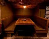 テーブルボックス席