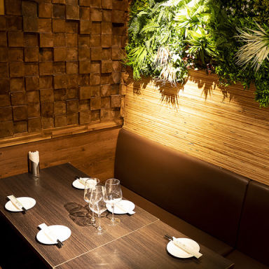 個室 肉バル 肉BAR NIKU YOSHI(にくよし)浜松町 店内の画像