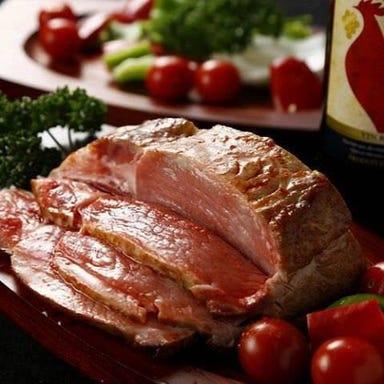 個室 肉バル 肉BAR NIKU YOSHI(にくよし)浜松町 コースの画像
