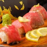話題の『和牛肉てまり寿司』!!
