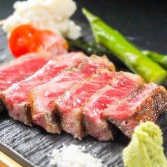 【和牛】リブロースステーキ トリュフ塩で