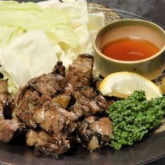 薩摩地鶏炭火焼き