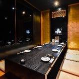 【2階】掘りごたつ席完全個室