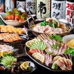 うまい魚×200種のお酒 大名やぶれかぶれ 西中洲店