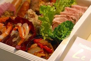 レストラン ル・ブラン  こだわりの画像