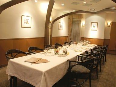 レストラン ル・ブラン  店内の画像