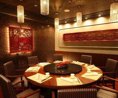 中国料理 花梨 ANAクラウンプラザホテル大阪 店内の画像