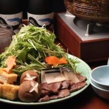 くじら料理なら「元祖 くじら屋」!