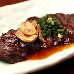 【人気メニュー!】鯨ステーキ
