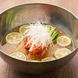 【スダチ冷麺】