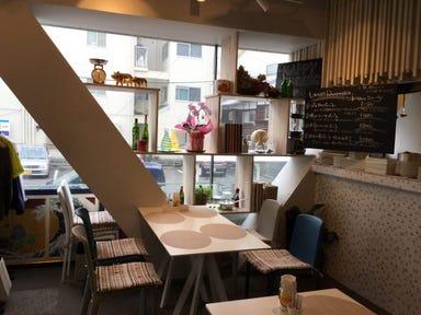 坂の上のレストラン しののめ ラスカス Rascasse  店内の画像