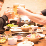 【宴会に◎】90分食べ飲み放題コース79種4100円~選べる3コース