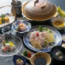 夏の味覚・鱧料理