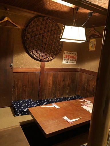炉ばた焼 妻籠  店内の画像