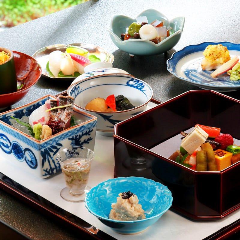 ◆季節を織り込んだ和食の逸品